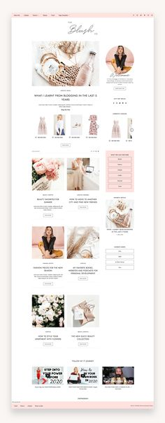 Discover recipes, home ideas, style inspiration and other ideas to try. Wordpress Theme Design, Premium Wordpress Themes, Wordpress Blog Themes, Corporate Event Design, Business Design, Creative Business, Blog Layout, Blog Planner, Website Design Inspiration