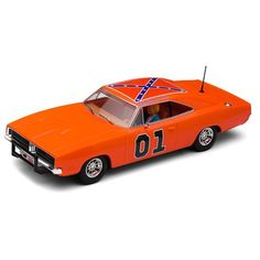 Scalextric Dukes Of Hazzard 1969 Dodge Charger General Lee