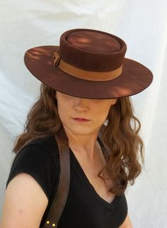 All Things Crafty: Old Dusty Cowboy Hat Makeover