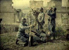Nós do blog estamos rememorando os 100 anos da Primeira Guerra Mundial!