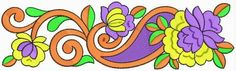 Free Bead Weaving Lace Designs Of 2014 Paisley Embroidery, Leather Embroidery, Machine Embroidery, Embroidery Designs, Border Design, Lace Design, Bridal Sari, Wool Thread, Christmas Embroidery