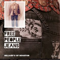Free people jeans Free people graphic print jeans Free People Jeans Skinny