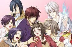 hiiro no kakera   ... romance anime series Hiiro no Kakera will be getting a second season
