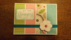 Lauren Loves To Scrap: Skylark and Lollydoodle Cards! #Cards #CTMH #Stamping