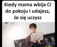 Jakie to prawdziwe Stupid Quotes, Funny Quotes, Funny Memes, Jokes, Polish Memes, Really Funny Pictures, Dark Memes, I Love Bts, Wtf Funny