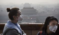 Air pollution in the Chinese capital has reached more than 15 times the safe level as smog engulfs large parts of the country