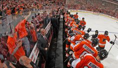 Flyers vs. Canadiens on 3/24/2012 don't care much for the team but sweet looking picture!