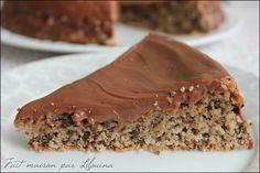 Gâteau coco / chocolat sans farine (sans gluten)...