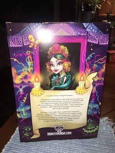 Monster High Skelita Collector Exclusive Doll - Toot's Toys Monster High Characters, Monster High Dolls, Mexican Outfit, Toot, Custom Embroidery, Embroidered Flowers, Scary, Invitations, Day Of The Dead