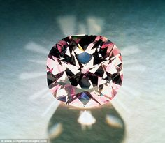 The Agra Diamond was perhaps the greatest pink diamond ever. It was brought to Christie's in 1990, where it was snapped up for a then-record £4 million by a Hong Kong buyer - who promptly announced he was going have it recut to give it a more contemporary look. The experts were appalled, pointing out it would change its character and reduce its weight from 32 to 28 carats
