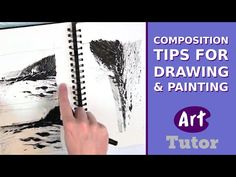 Composition Tips for Drawing & Painting | Art Tutor
