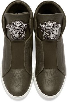 140fc22a9828 Versace for Men SS18 Collection. Marca VersaceMens Fashion ShoesSneakers ...