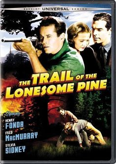 """""""The trail of the lonesome pine"""" (1939) #coursera #languageofhollywood"""