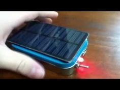 Energy Projects, Diy Projects, Altoids Tins, Solar Charger, Bug Out Bag, Survival Guide, Solar Panels, Solar Power, How To Find Out