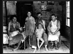 Dorothea Lange and Walker Evans - Photography of the Great Depression