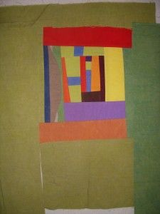 improvisational quilting - love the website