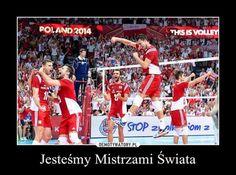 Słowianolubia: Polska Mistrzem Świata w Siatkówce mężczyzn !