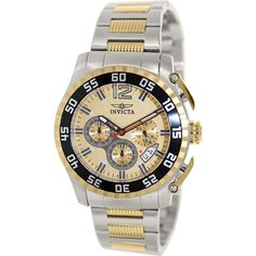5c98b2390d4 Invicta Men s Speciality 16651 Two-tone Stainless Steel Quartz Watch