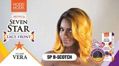 MODEL MODEL Premium Seven Star Lace Front Wig Vera Lace Front Wigs, Curls, Stars, Model, Scale Model, Star, Wigs, Template