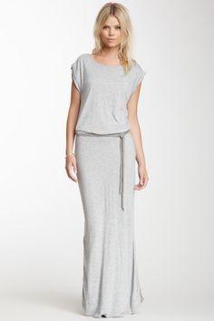 Nouveau Fabre Maxi Dress