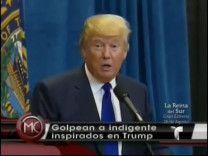 Dos Hermanos De Boston Golpean Brutalmente A Indigente Latino Inspirados En Los Comentarios De Donald Trump #Video