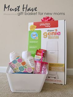 """Ideas from an experienced mom on """"Must Have"""" items perfect for  gifting to a new mom or adding to your @target Baby Registry. #NurseryMusts #ad #cbias"""
