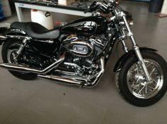 Harley-Davidson Billiards   harley davidson xl 1200 c sportster custom schoene harley zum fairen ...