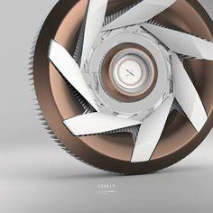 030817 | Starting modeling the hub mecanism. #dailycarsketchchallenge #car #cardesign #carsketch #cardesigner #auto #sketchbook #dailysketch #spacex #hypercar #carrendering #cardrawing #cars #supercars #supercar #lifeonmars #gourdin