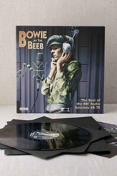 David Bowie - Bowie At The Beeb: The Best Of The BBC Sessions 1968-1972 Box Set 3XLP