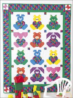 Cute Quilts Patterns for everyone