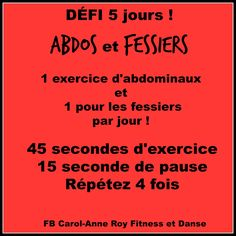 1000 ideas about abdos fessiers on pinterest genoux for Abdos fessiers a la maison