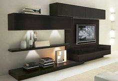 Rack Modular LCD Boston- Factory Muebles - fabrica de muebles de melamina, placards, racks lcd, muebles a medida