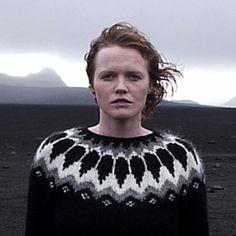 Icelandic lopapeysa