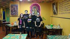 Listos para el carnaval 2014
