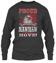 PROUD AMERICAN MAWMAW
