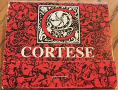Cortese - Binghamton, NY #matchbook - To order your business' own branded #matchboxes and #matchbooks, go to www.GetMatches.com or call 800.605.7331 today!