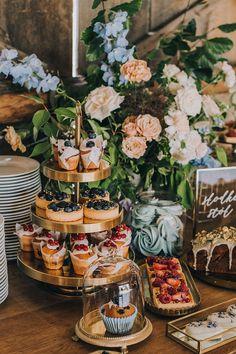 Dusty Blue, Wedding Cakes, Dream Wedding, Table Settings, Villa, Pastel, Inspiration, Weddings, Bar