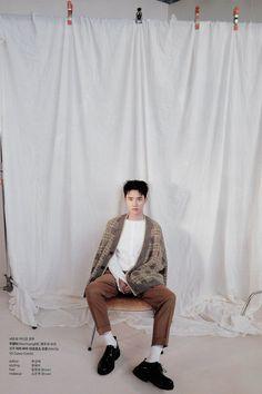 A true model Hunhan, Kyungsoo, Chanyeol, Exo Korean, Exo Do, Do Kyung Soo, Kpop Exo, Chinese Boy, Capricorn