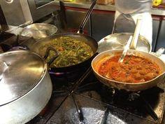 Cooking in progress Restaurant in Rome - Settimio all'Arancio