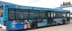 Rotulación integral autobús