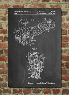 Hey, I found this really awesome Etsy listing at https://www.etsy.com/listing/209411013/optimus-prime-transformer-patent-art