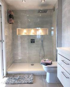 Bathroom Design Luxury, Modern Bathroom Design, Home Interior Design, Modern Small Bathrooms, Exterior Design, Ideas Baños, Decor Ideas, Bathroom Inspiration, Bathroom Ideas