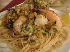 Barefoot Contessa (Ina Garten), Shrimp Scampi
