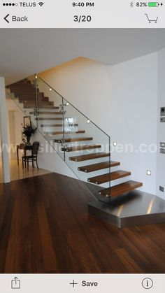 Check Out Modern Staircase Design For Your Home. Most modern staircase design is meticulously detailed, exposing all the working elements and eschewing trim, moldings, and other decoration.