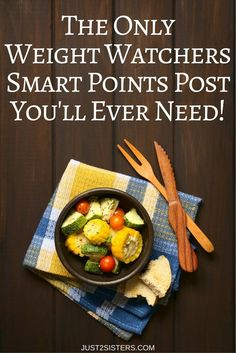 Weight Watchers Smartpoints are the latest in weight loss and we have The Only Weight Watchers SmartPoints Post You Need with tons of information! | Weight Watchers Tips | SmartPoints Tips | How To Do Weight Watchers