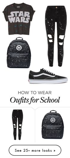 """My First Polyvore Outfit"" by tolepdilka on Polyvore featuring Vans"