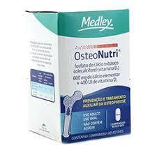 É Um Suplemento Vitamínico Mineral indicado para auxiliar no tratamento de osteoporose, além de ajudar a prevenir esse problema, além disso, auxilia a complementar o cálcio em estados deficientes:  Raquitismo Fraqueza dos Ossos Amolecimento Ósseo Enfraquecimento Ósseo Falta de Cálcio no Sangue