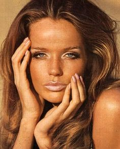 "From the 60s - I wanted to be a 6'4"" Russian Supermodel just like Veruschka.  Only problem is that I'm a 5'2"" WASP.  I still think she is gorgeous.  Such a 60s icon."