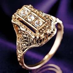 House of Bruges™ Diamond Ring
