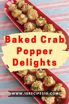 I had fun tweaking this recipe for an Autumn Tea my club had. I love crab and so it made sense I would make something from crab to share with my friends… Can Crab Meat Recipes, Canned Crab Recipes, Crab Cake Recipes, Seafood Recipes, Appetizer Recipes, Cooking Recipes, Healthy Recipes, Crab Appetizer, Crab Cakes